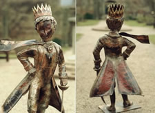 the Little Prince Sculpture